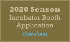 2020 Incubator Business Booth Application Download